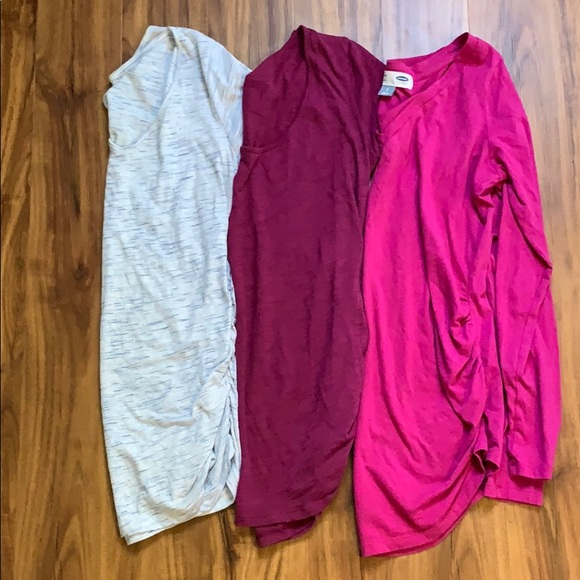 Old Navy Tops - Old Navy Maternity Tops - Bundle of 3